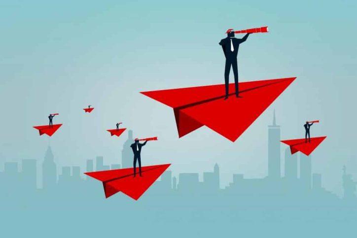 image representing CTSI-Global's visionary status as a Gartner notable vendor